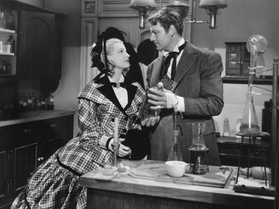 The Great Moment, from Left: Betty Field, Joel Mccrea, 1944 Photo