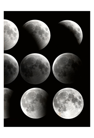 Moon Phase 2 Kunst