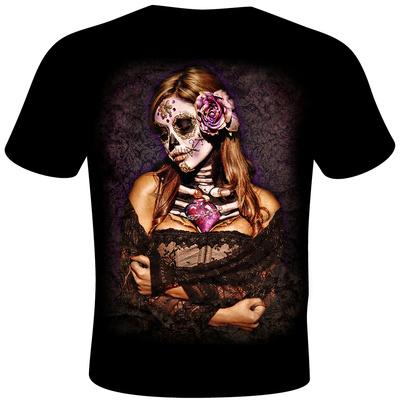 Daveed Benito- DOD Lace T-Shirt by Daveed Benito
