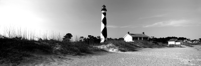 Cape Lookout Lighthouse, Outer Banks, North Carolina, USA Photographic Print by  Panoramic Images