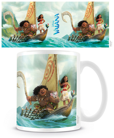 Vaiana - Boat Mug Krus