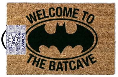 Batman - Welcome to the Batcave Door Mat Aparte producten