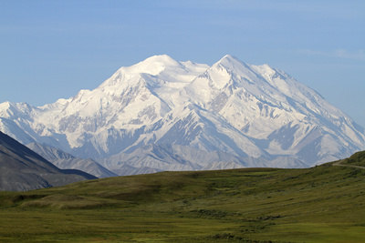 Alaska, Usa, Denali National Park. the 6 Photographic Print by William Gray