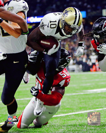 Brandin Cooks 2016 Action Photo