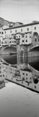 Ponte Vecchio I Photographic Print by Alan Blaustein