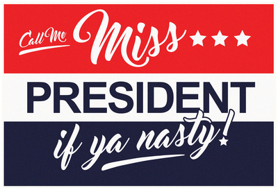Miss Nasty Posters