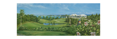 Golfcourse_Tch0009-Modifier Giclee Print by Michael Jackson