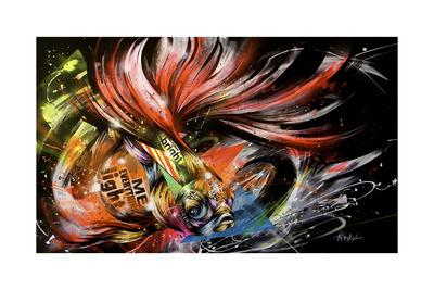 Hikari to Kage Giclee Print by Taka Sudo