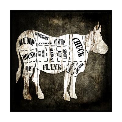 Butcher Shop II Giclee Print by  LightBoxJournal