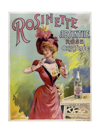 Ads-00247 Giclée-tryk af Vintage Lavoie