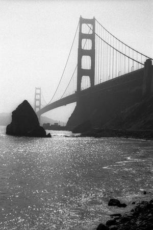 The Golden Gate Bridge Photographic Print by Lance Kuehne