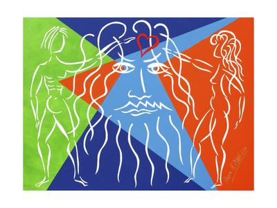 8G Giclee Print by Pierre Henri Matisse