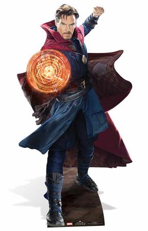 Marvel Doctor Strange Figura de cartón