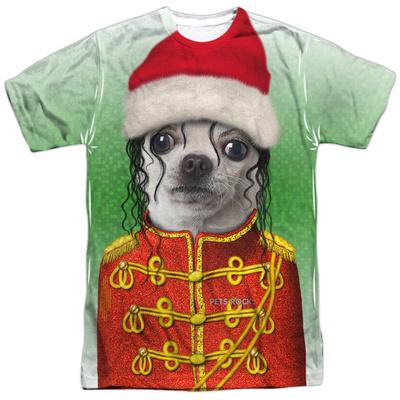 Pets Rock- Christmas King Of Pop Shirts