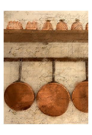 Copper 1 Poster by Kimberly Allen