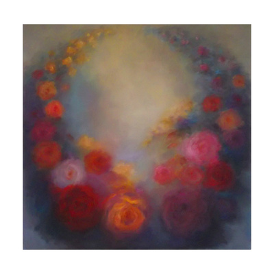 Garland of Joy, 2016 Giclee Print by Lee Campbell