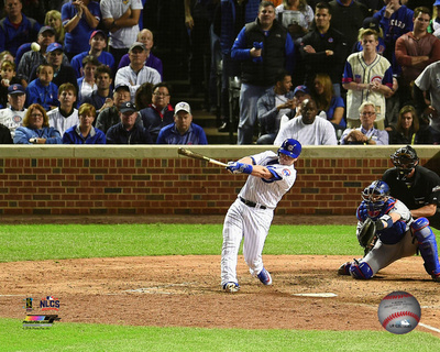 Miguel Montero Grand Slam Game 1 of the 2016 National League Championship Series Photo