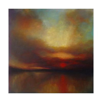 Bronze Glow, 2016 Giclee Print by Lee Campbell