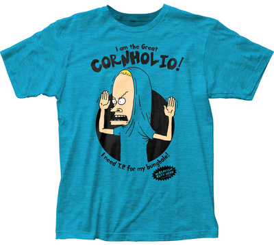 Beavis And Butt-Head- The Great Cornholio Needs Tp Shirts