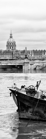 Paris sur Seine Collection - Afternoon in Paris IV Photographic Print by Philippe Hugonnard