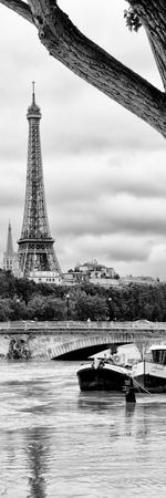 Paris sur Seine Collection - Parisian Trip IV Photographic Print by Philippe Hugonnard
