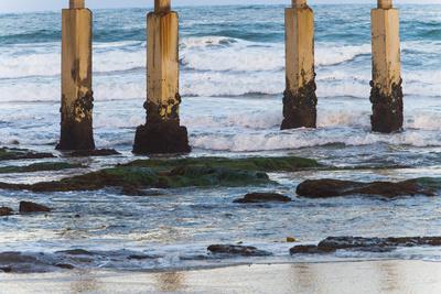 Ocean Beach Pier II Posters by Lee Peterson