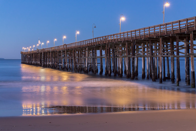 Ventura Pier Posters by Lee Peterson