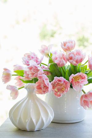 Tulip Bouquet I Posters by Karyn Millet