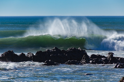 North Cayucos III Posters by Lee Peterson