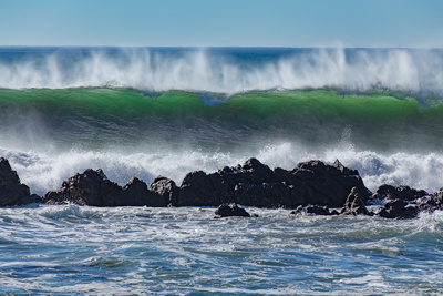 North Cayucos II Prints by Lee Peterson
