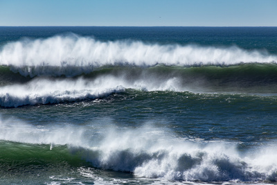 North Cayucos VIII Prints by Lee Peterson
