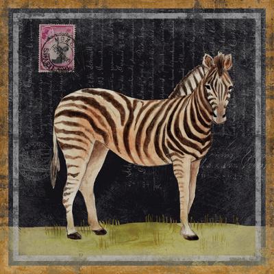 Zebra Posters by Lisa Ven Vertloh