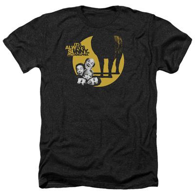 Always Sunny In Philadelphia- Bull Moon Pile T-Shirt