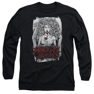 Long Sleeve: Black Veil Brides- Coffin Queen Long Sleeves