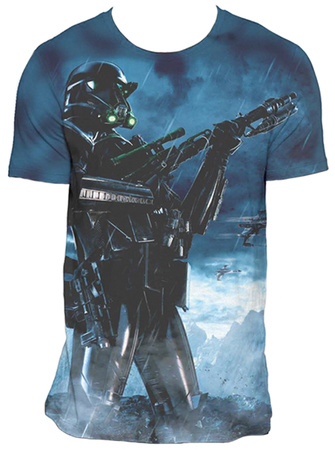 Star Wars: Rogue One- Death Storm Trooper Sublimated