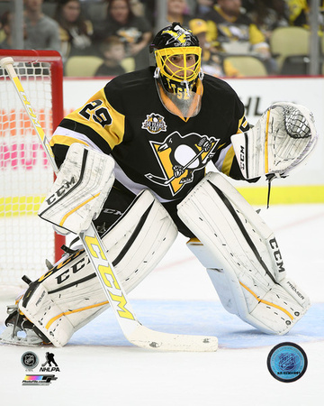 Marc-Andre Fleury 2016-17 Action Photo