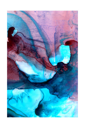 Ink 5 Posters by Tracy Hiner