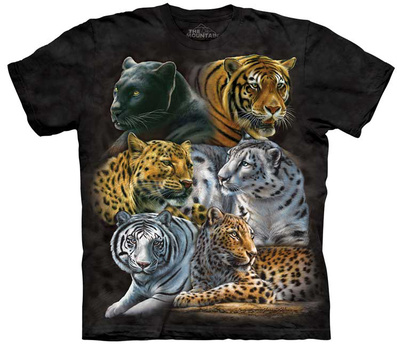 Rebecca Latham- Big Cats Shirts