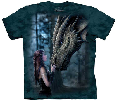 Anne Stokes- Once Upon A Time T-shirts