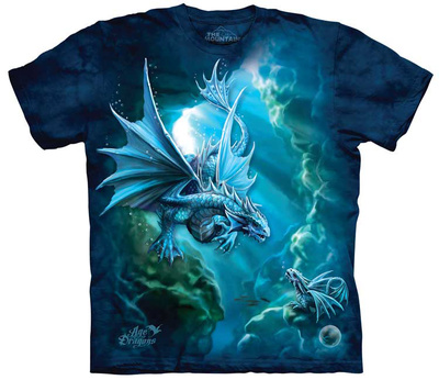 Anne Stokes- Sea Dragon T-shirts