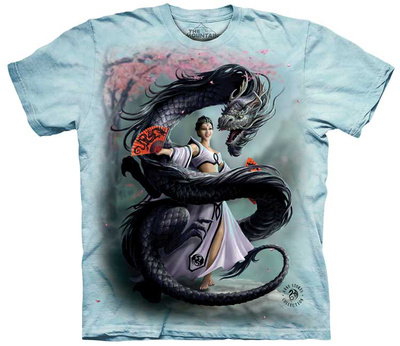Anne Stokes- Dragon Dancer T-shirts