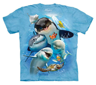 Youth: Howard Robinson- Ocean Selfie Shirt