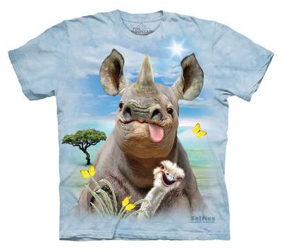 Youth: Howard Robinson- Rhino Selfie T-shirts