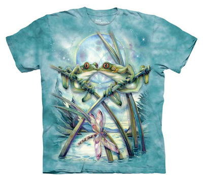 Youth: Jody Bergsma- Frogs And Kisses T-Shirt