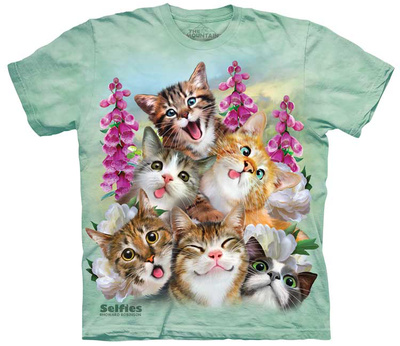 Howard Robinson- Kitten Selfie T-shirts