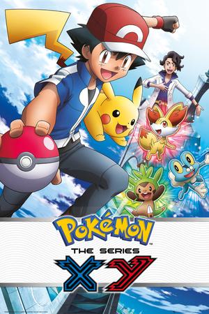 Pokemon- XY Affischer