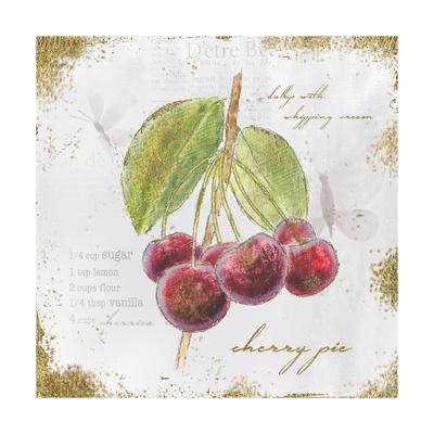 Garden Treasures IV Prints by Emily Adams