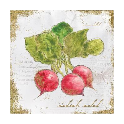 Garden Treasures XII Prints by Emily Adams