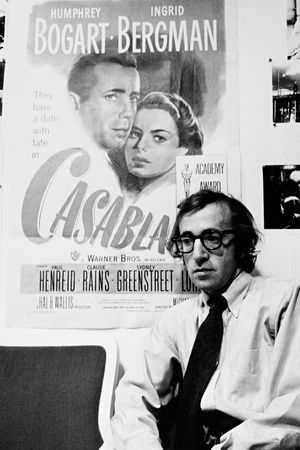 Woody Allen, Play it Again, Sam, 1972 Photographic Print