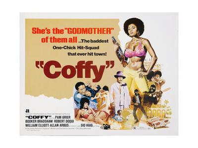 Coffy, 1973 Giclée-Druck